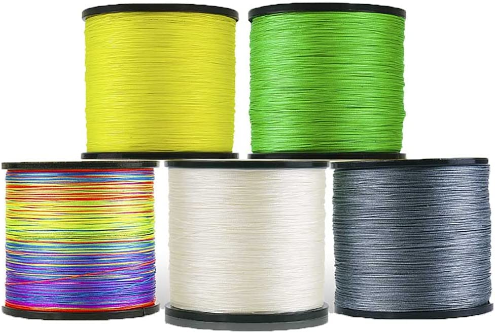 New 500M 8 Stands Fees free Super Strong Limited price sale Testing PE Multifilament Braided