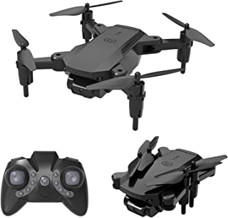 2020 NEW Rc Drone,480p HD Wide Angle Camera WiFi Drone Dual Camera,Super Interesting Easy Fly Gliding Aircraft Model for B...