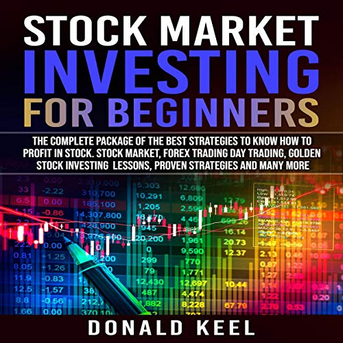 Stock Market Investing for Beginners cover art
