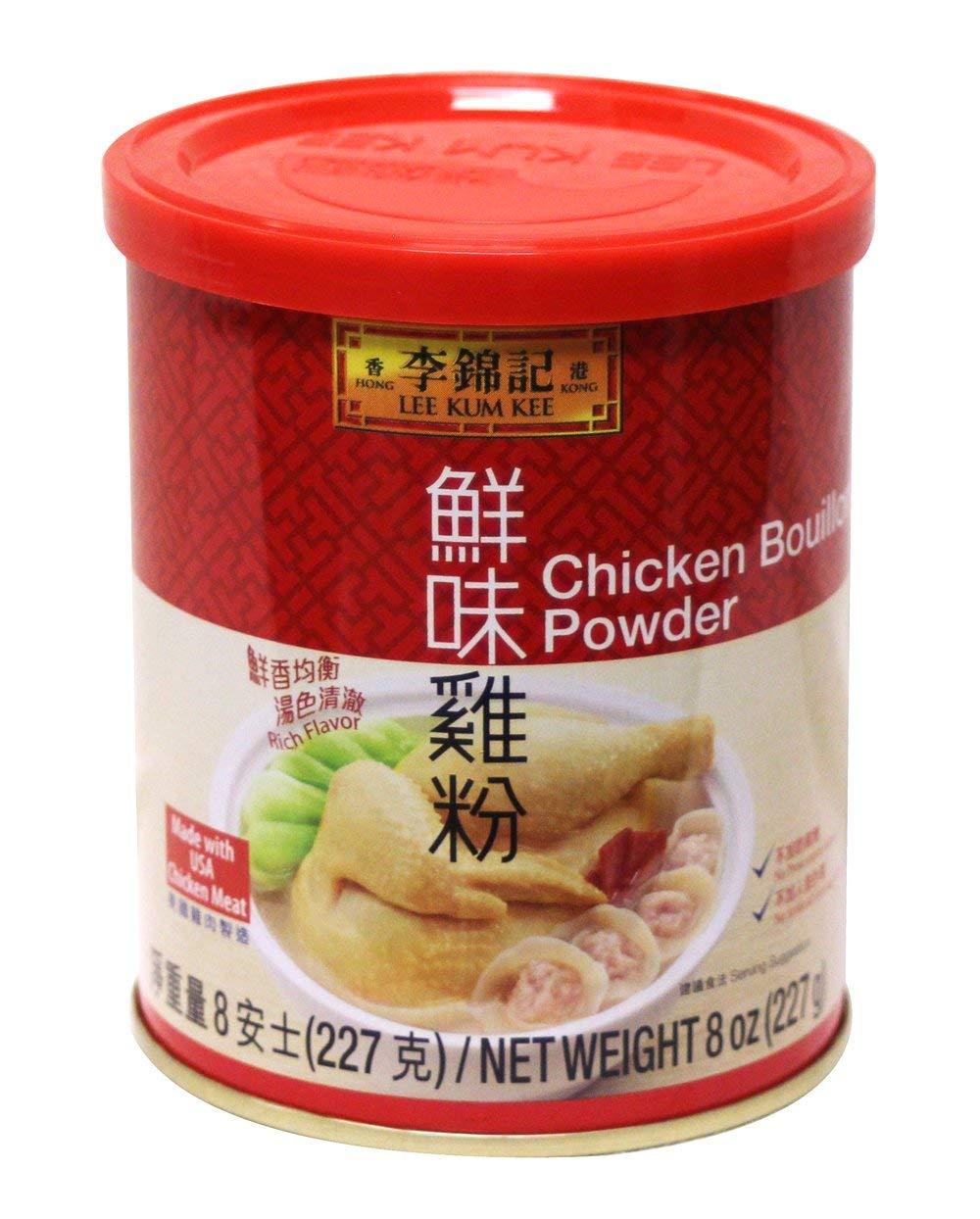 Superior Lee Kum Kee Chicken Bouillon - oz. OF Powder 8 Max 81% OFF SET 1