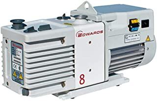 edwards 2 stage vacuum pump
