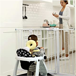 Baby Gate Telescopic Dog Fence Polebaby Gates for Stairs Baby Fence Pet Isolation Door Bar Free Punch Self Closing