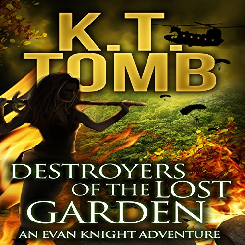 Destroyers of the Lost Garden audiobook cover art