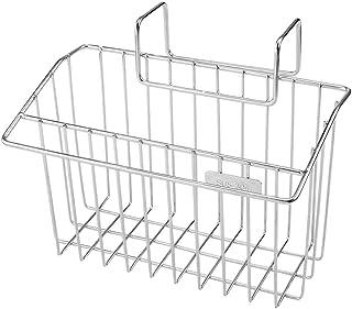 Kitchen Sink Caddy, Sponge Holder, Home-Mart Kitchen Sink Rack, Stainless Steel Sink Hanging Storage Draining Kitchen Soap...