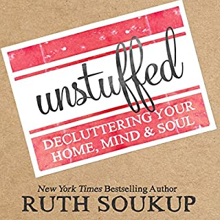 Unstuffed audiobook cover art