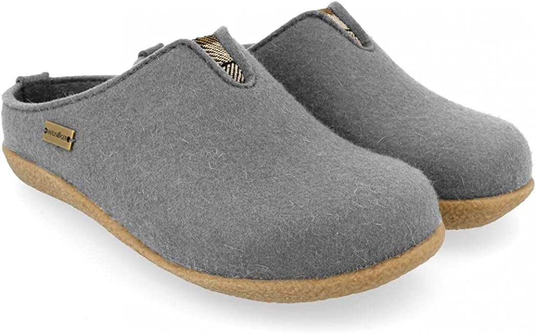 HAFLINGER Unisex-Adult House Max 75% OFF Shoes Outstanding Mule