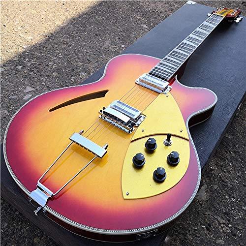 YYYSHOPP Guitars & Gear F - Diapasón eléctrico para guitarra eléctrica, cuerdas de acero,...