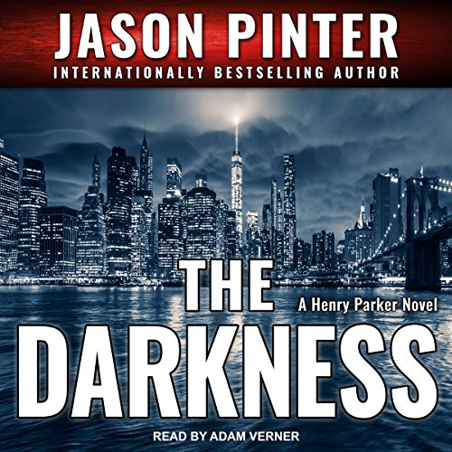 The Darkness audiobook cover art