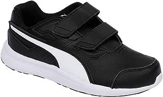 Puma Unisex-Baby Escaper Sl V Ps Black White Sneakers