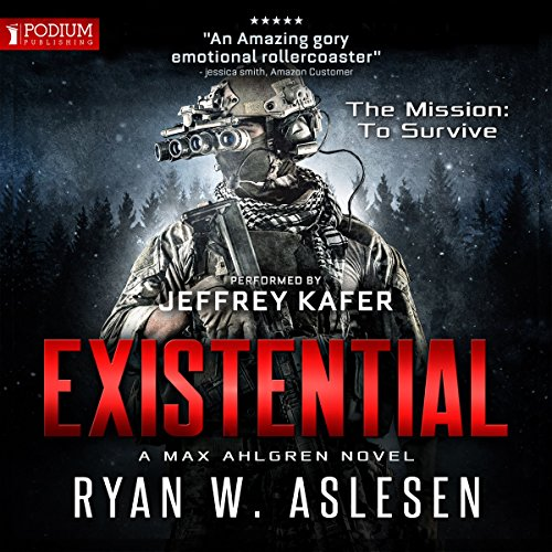 Existential audiobook cover art