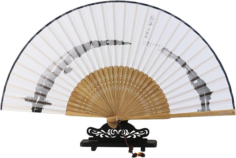 Deluxe YUXINYAN Al sold out. Hand Fans Fan Blank Style Folding Chinese F