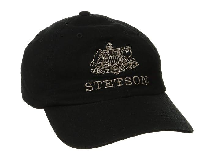 4f0f33ceb151d8 Stetson Linen Blend Unstructured Baseball Cap at Zappos.com
