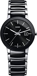 Rado Womens Quartz Watch, Analog Display and Stainless Steel Strap R30935162