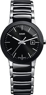 Rado Womens Quartz Watch, Analog Display and Stainless Steel Strap R30935162