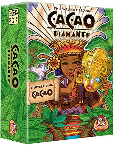 Unbekannt brettspiel Cacao 2. Erweiterung: Diamond
