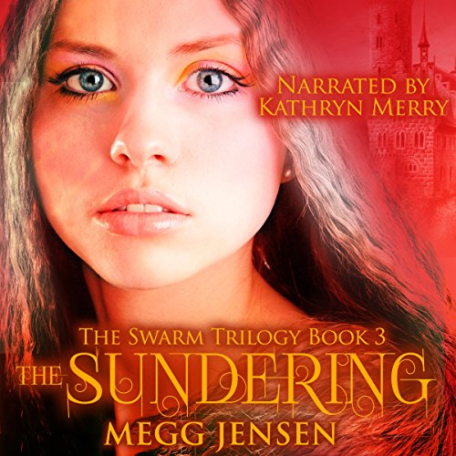 The Sundering audiobook cover art