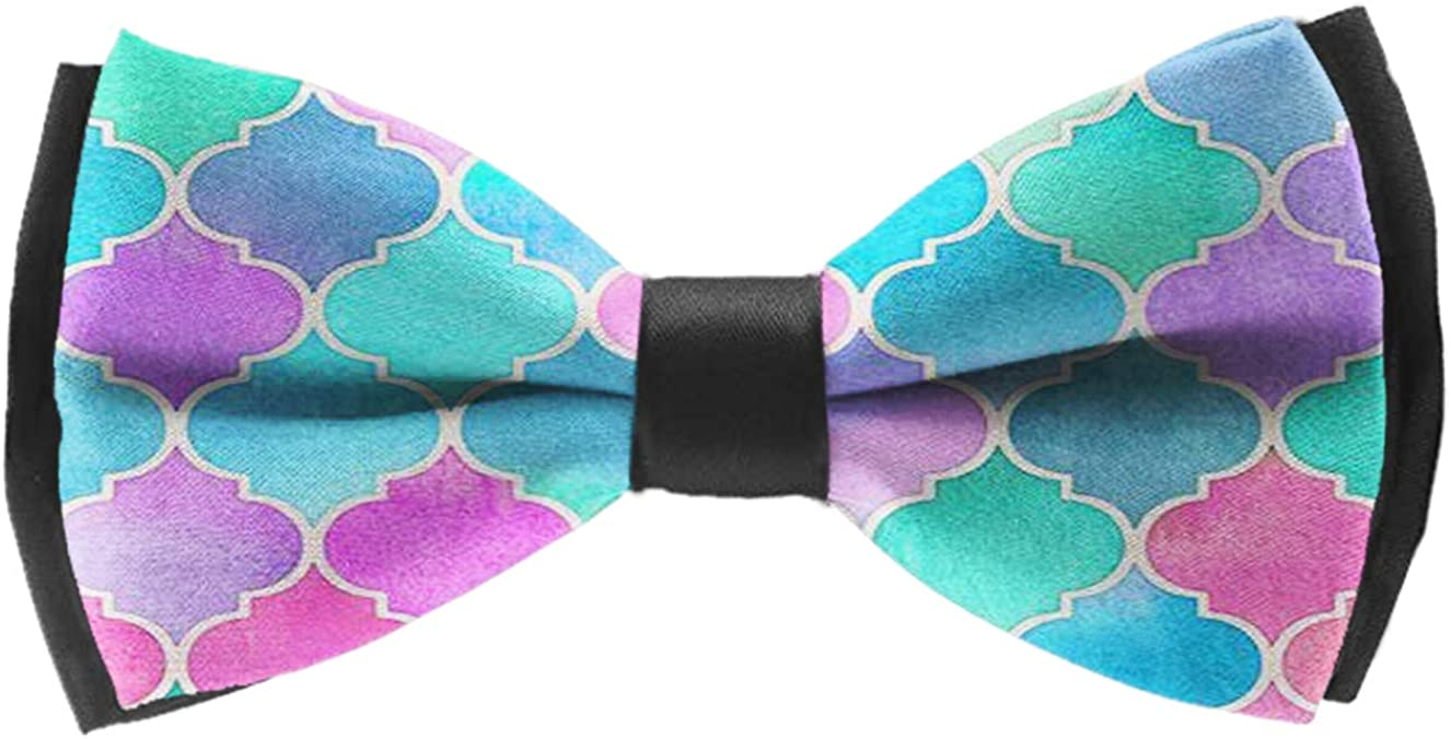 Bow Ties For Men - Mens Pre Tied Bowties(Maryland State Flag)