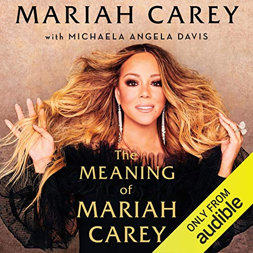 The Meaning of Mariah Carey cover art
