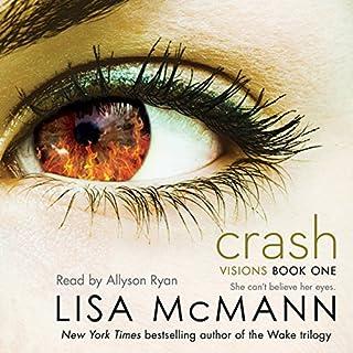 Crash audiobook cover art