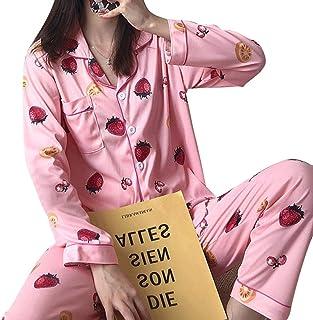 pijama Pijamas de mujer Nuevo conjunto de pijamas de invierno pijamas de mujer pijamas de manga larga de franela cálida ropa de hogar animal linda rosa ropa gruesa para el hogar pijamas estilo niña