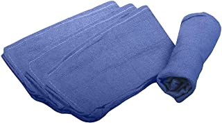 """Dukal Operating Room Towels 17"""" x 26"""". Pack of 8 OR Towels for Medical Facilities. Pre-Washed, 100% Cotton. Sterile, Absor..."""