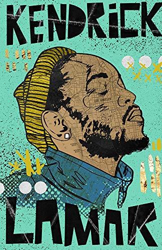 Kendrick Lamar Poster/Hip Hop/Art/Modern Design/Pop Art