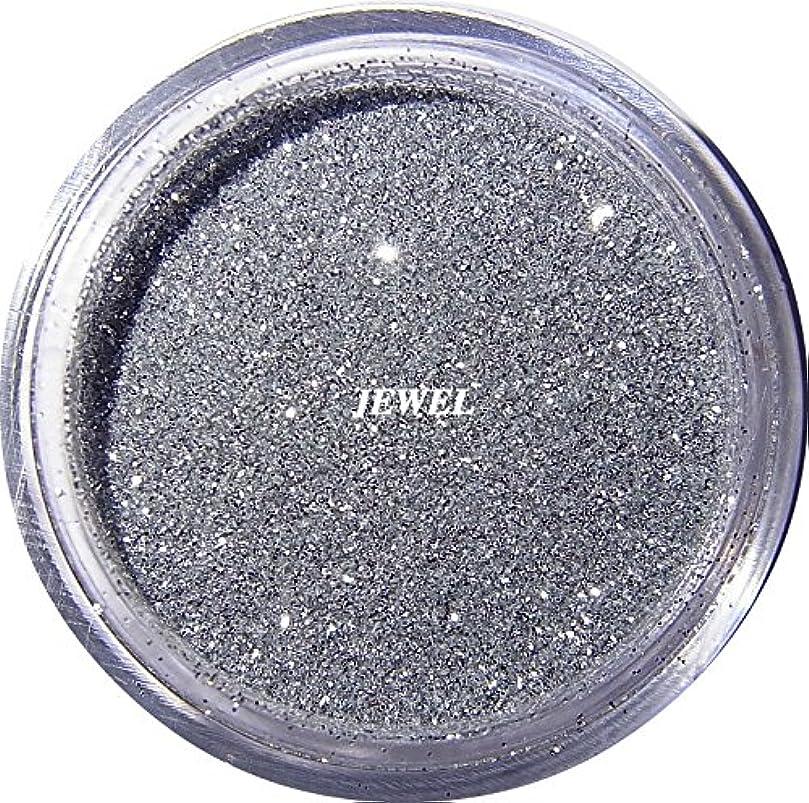 ファントムアノイローラー【jewel】 超微粒子ラメパウダー(銀/シルバー) 256/1サイズ 2g入り レジン&ネイル用 グリッター