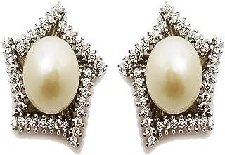 Platinum Plated Earring For Women (earring-19)