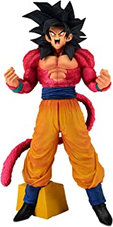 Action Figure Dragon Ball GT - Super Master Star Piece - Goku Saiyajin 4 - The Brush, Bandai Banpresto, Multicor
