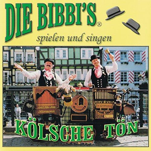 Die Bibbi's singen und spielen Kölsche Tön (verschiedene Drehorgel)