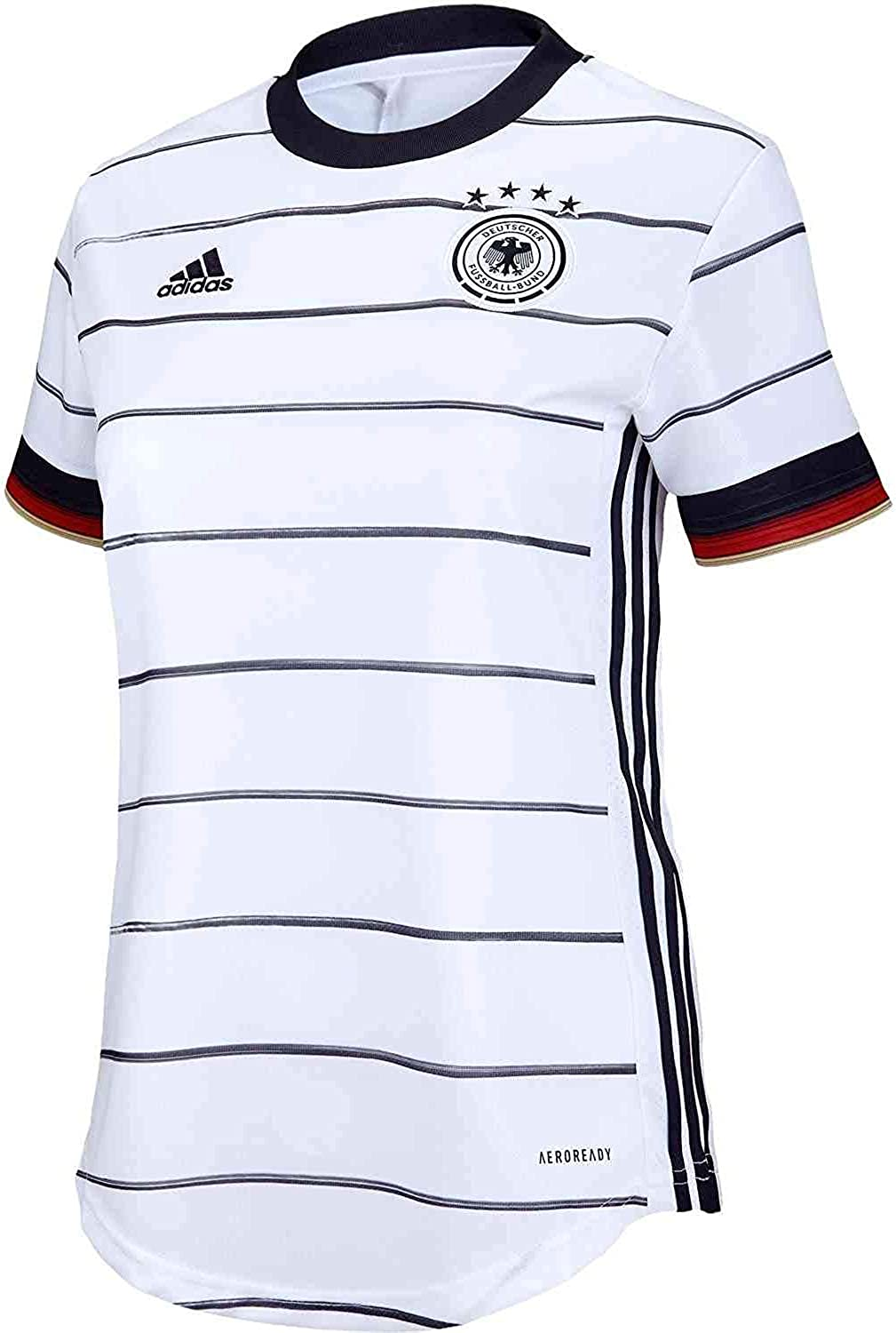 adidas Germany Womens Home Jersey 2020: Clothing