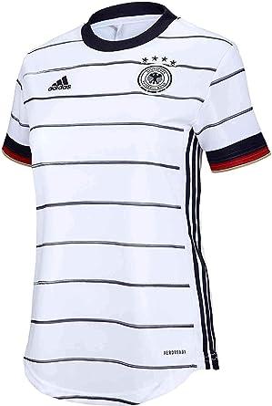 Amazon.com: adidas Germany Womens Home Jersey 2020 : Sports & Outdoors