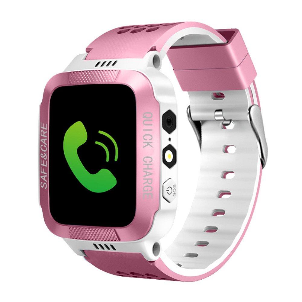 Bluetooth Smartwatch Waterproof Fitness Childrens