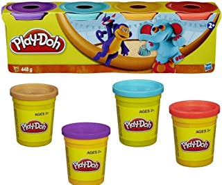 Hasbro 22114 Play-Doh Classic Colors (Pack Of 4)