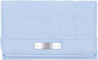 Rip Curl Women's Sahara Mid Wallet, Light Blue, One Size