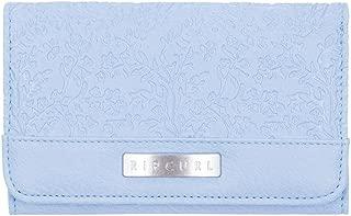 Rip Curl Women's Sahara Mid Wallet, Light Blue, One Size