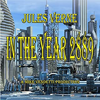 In the Year 2889 cover art