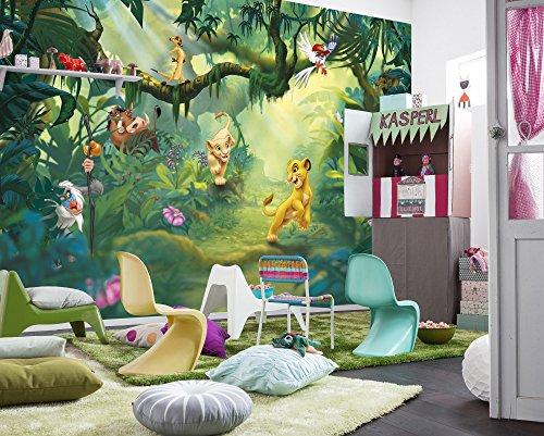 Papel Pintado Infantil Disney Marca Komar