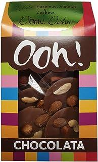 Ooh! Chocolata Very Nutty D'Ooh! Dahs Milk Chocolate Discs (1 Pack)