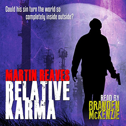 Relative Karma audiobook cover art