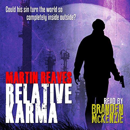 Relative Karma audiobook cover art