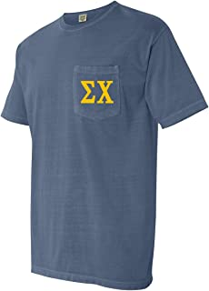 fraternity letter shirts