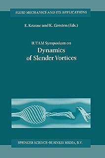 IUTAM Symposium on Dynamics of Slender Vortices: Proceedings of the IUTAM Symposium held in Aachen, Germany, 31 August – 3...