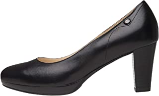 NeroGiardini E010210D Zapatos De Salón Mujer De Piel