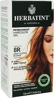 Herbatint Hair Color, 8R Light Copper Blonde, 4.56 fl oz