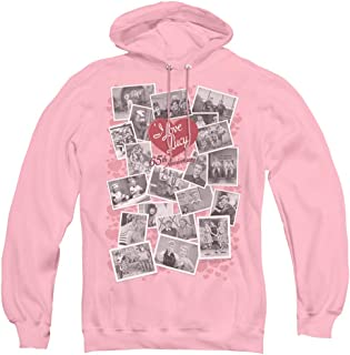I Love Lucy 65Th Anniversary Unisex Adult Pull-Over Hoodie for Men and Women