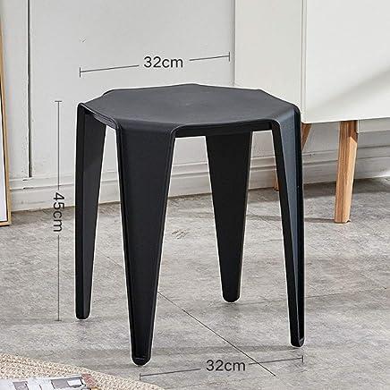 ZDD Plastikschemel-Ausgangsverdickungs-Stuhl-Erwachsener Badezimmer-Schemel B07K4PLTQ2 | Elegante und robuste robuste robuste Verpackung  0efac1