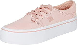 DC Shoes Trase Platform Dc Womens Platform Lace Up