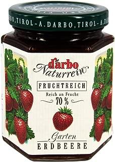 ダルボ ダブルフルーツ ガーデンストロベリージャム 200g