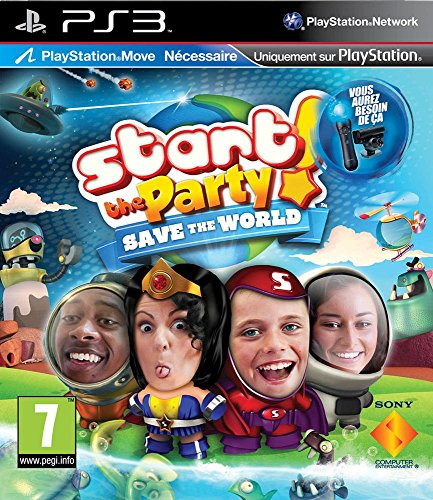 Start the Party Save the World [Edizione: Francia]